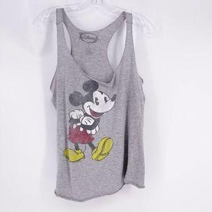 Disney Micky Mouse Racer Back Tank Top